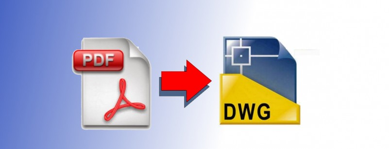 PDF-DWG-konverter